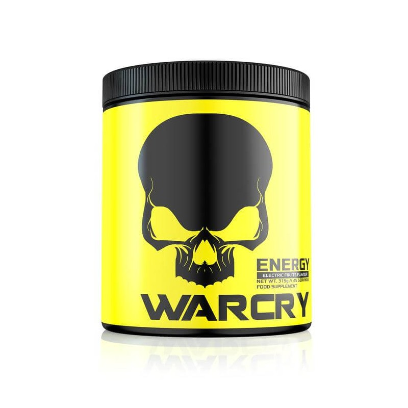 Warcry Energy® 315g / 45 doses Genius Nutrition®