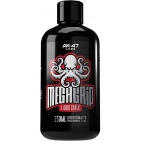 Mega Grip Liquid Chalk (Magnésie Liquide) - 250ML - AK47 LABS