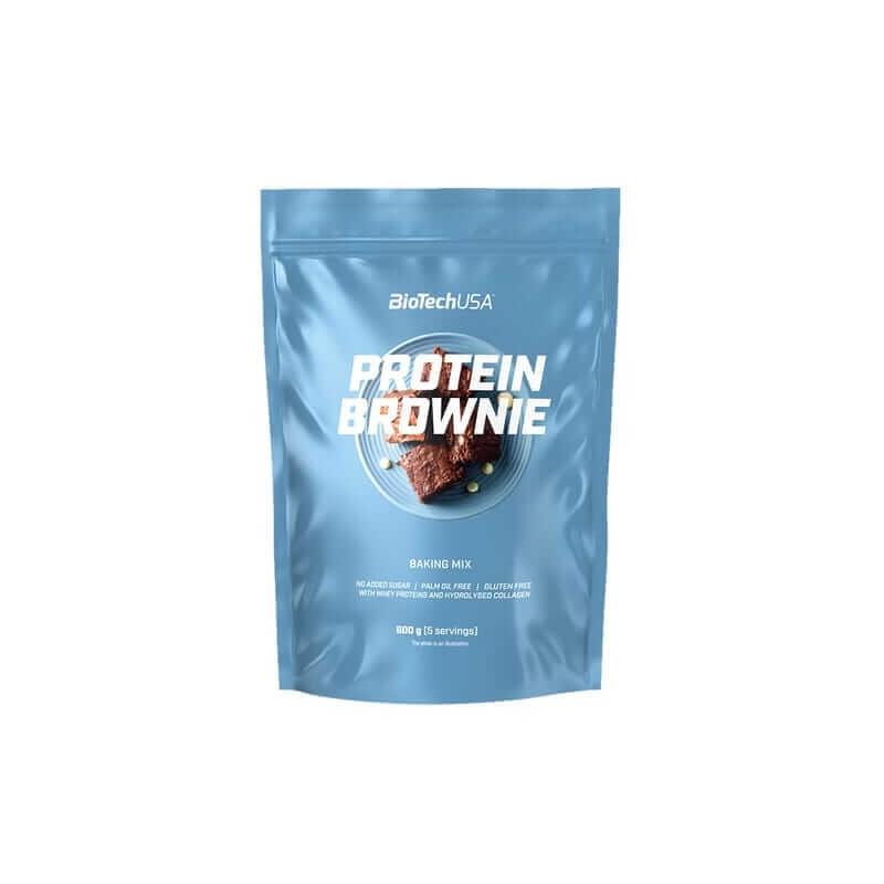 Protein brownie - Poudre à brownie - BiotechUSA