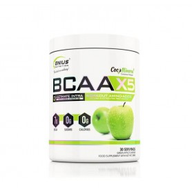 BCAA-X5 Elite Series (360g) Genius Nutrition