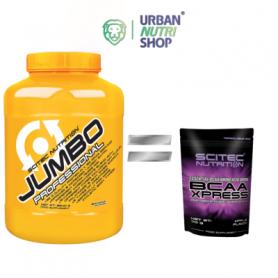JUMBO Professional Acheté  BCAA XPRESS Offert