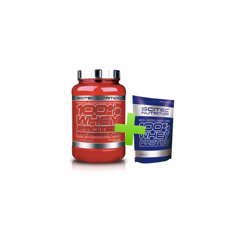 100% Whey protein professional 2kg + 500g OFFERTS