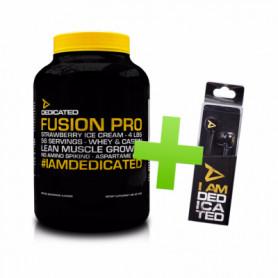 Fusion Pro + écouteurs dedicated OFFERTS
