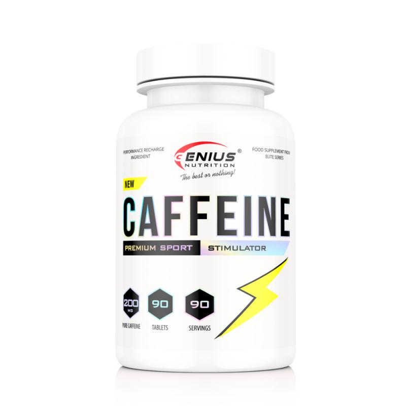 Caffeine Pure (90doses / 90Tabs) Genius