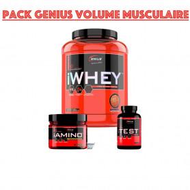 Pack Genius Volume musculaire