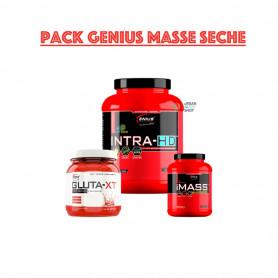 Pack Genius Masse seche