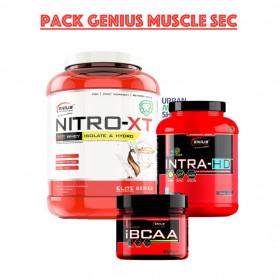 Pack Genius Muscle sec