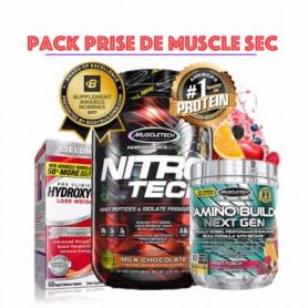 Pack de Muscle sec