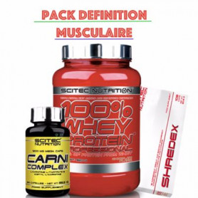 Pack Definition Musculaire Scitec