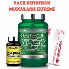 Pack Definition Musculaire Extreme