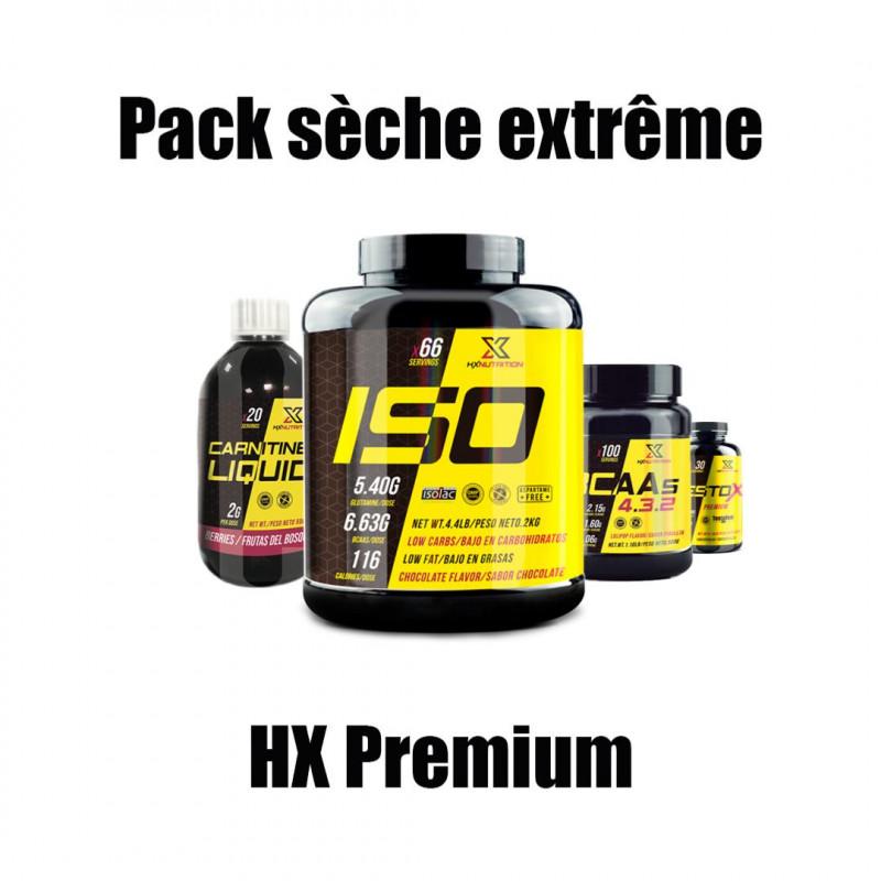 Pack Sèche Extreme HX Premium