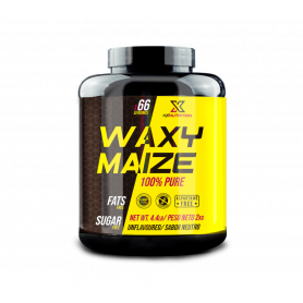 WAXY MAIZE 100% Pure Premium HX Nutrition