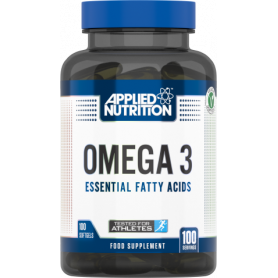 Omega 3 (100 Capsules) Applied Nutrition