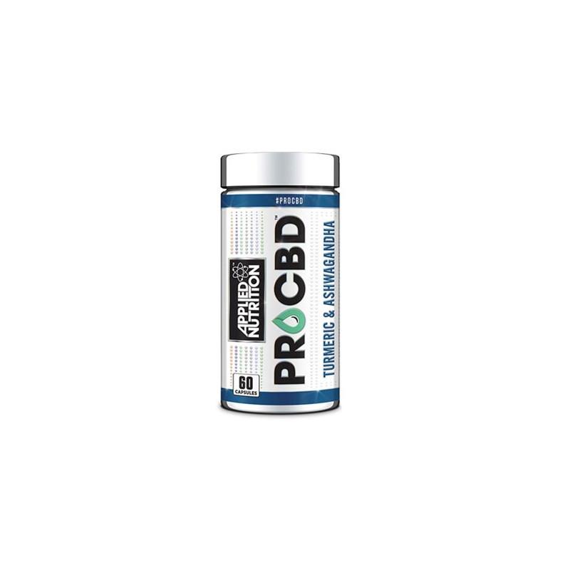 Pro CBD - 60capsules Applied Nutrition