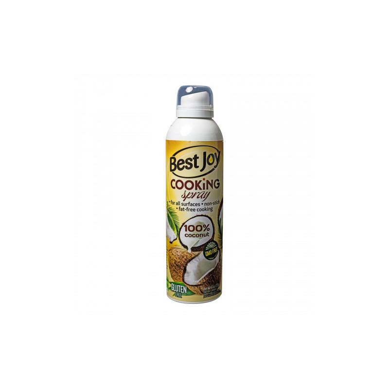 Spray de cuisson 100% COCO (500ML) Best Joy