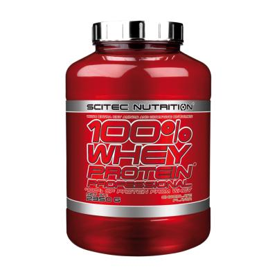 100% Whey Protein Professional SCITEC