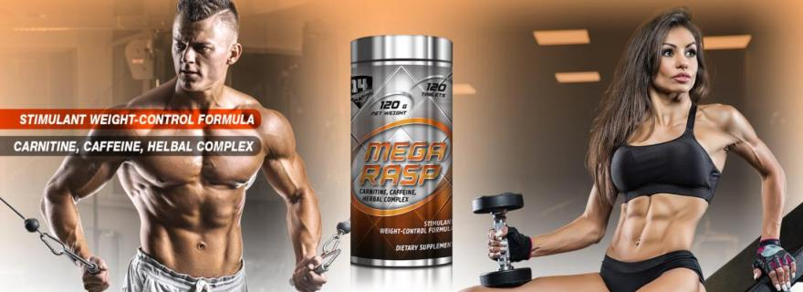 Mega Rasp FAT-Burner