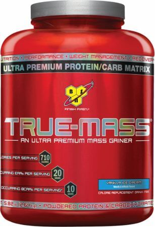 True Mass-Vanille-Pot de 2600g