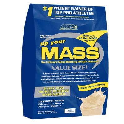 UP YOUR MASS MHP NUTRITION