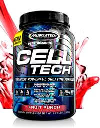 Cell-Tech Performance Series-Orange-Pot de 1300g