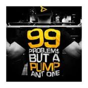 "T-SHIRT Dedicated ""99 PROBLEMS""-Noir - Jaune-S"