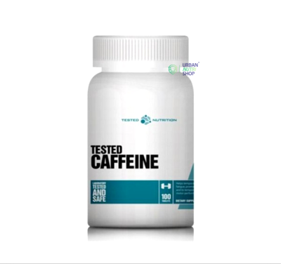 Tested Caffeine (100 comprimes)