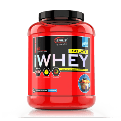 Genius iWhey Isolate