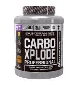 CARBO XPLODE Professional, Saveurs Citron, Format Pot de 3kg