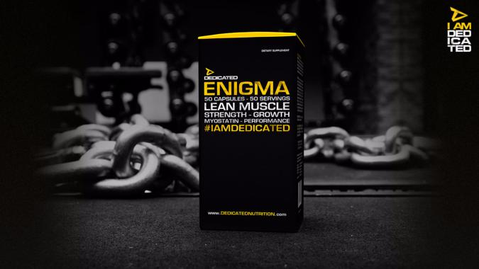 Enigma Dedicated nutrition
