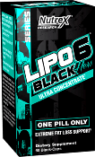 Lipo 6 Black for hers Nutrex