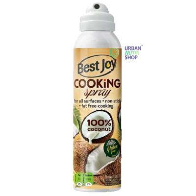 Spray de cuisson 100% COCO 1520 doses Best Joy