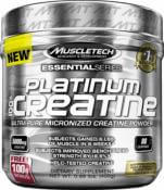 Platinum Micronised Creatine 400g Muscletech