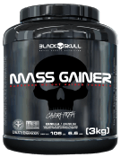 Mass Gainer - BLACK SKULL