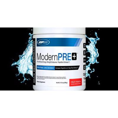 Modern Pre + 30 servings-Multi-Fruits-Pot de 339g