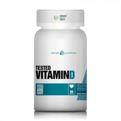 Tested VitaminD - 90 Caps