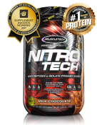 Nitro-tech Performance-Series -Vanille-Pot de 907g