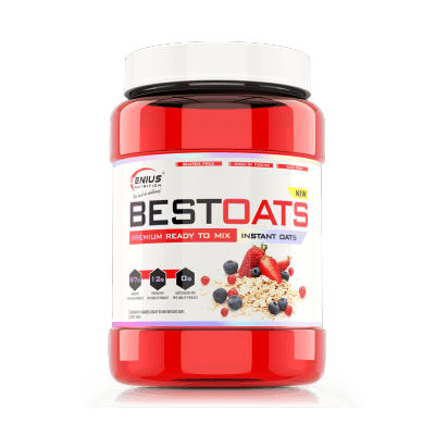 BestOats 1000g Genius Nutrition