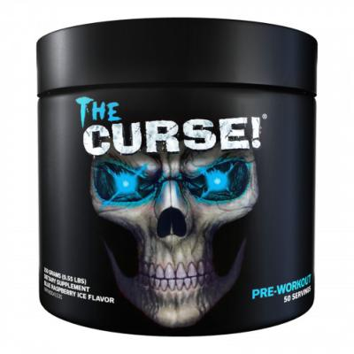 The Curse Pre-Workout Booster Cobra Labs