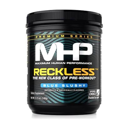 Pre-Workout RECKLESS MHP