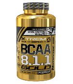 BCAA Gold 5000 8:1:1 - 120 caps Xtrem Gold