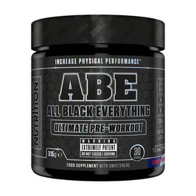 Pre-Workout ABE Applied