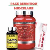 Pack Definition Musculaire