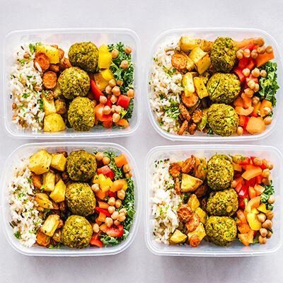 Préparation culinaire pour la croissance musculaire